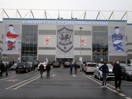 Cardiff City Football Stadium is to hold the second Event Wales Intenrational Conference