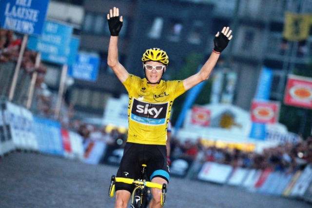 Chris Froome's Tour de France win has continued a great year for British Cycling's elite performers