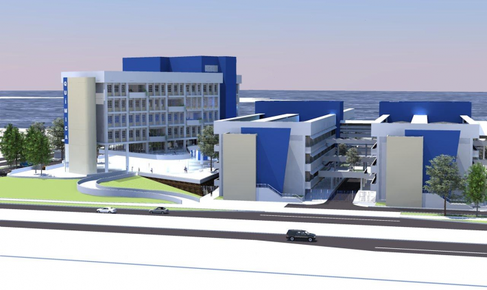 Construction is expected to be completed next year on a new home for LADETEC in Brazil