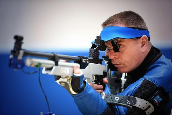 Could Sean Baldwin cause an upset at the IPC Shooting European Championships?