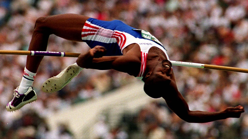Dalton Grant a high jumper of unrivalled nerve and one of the Haringey AC greats