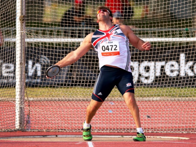 Dan Greaves will be at the Sports Fest event in Worcester next month and will be giving advice to aspiring young athletes on how to become Paralympic and world champion