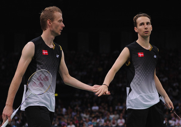 Danish mens double partners Mathias Boe and will be hoping to win a fourth successive BWF World Superseries