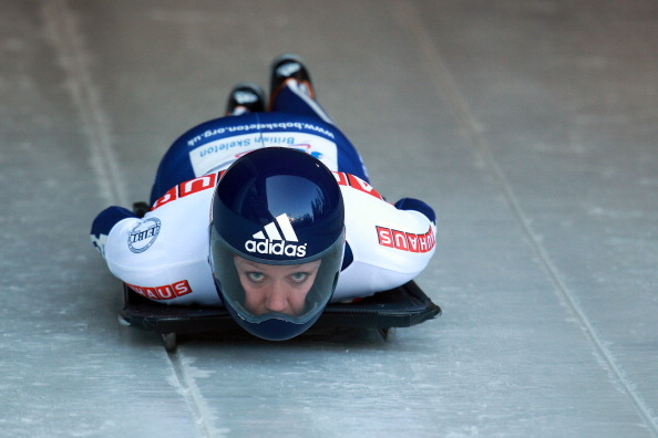 Donna Creighton will be looking to join Rudman in the British Skeleton squad with a good performance at the Slection Races in Altenberg Germany