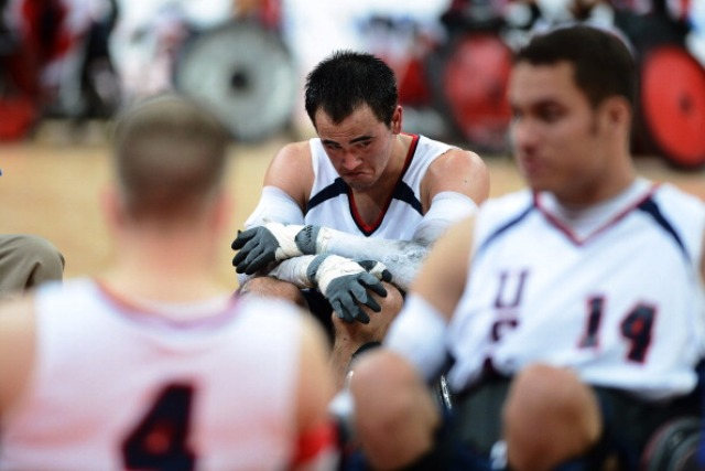 Emotions were different for Chuck Aoki this time round as his USA side gained revenge over Canada for their London 2012 loss