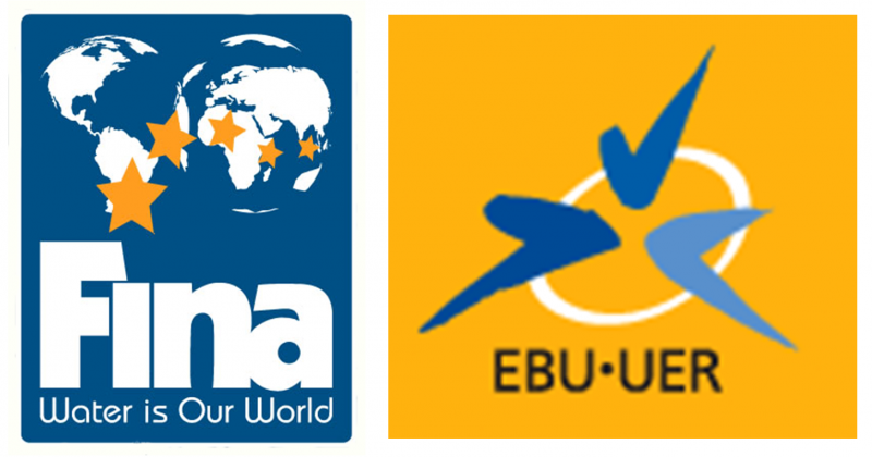 FINA and the European Broadcasting Union have extended their partnership until 2017