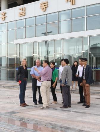 FISU delegates conclude their inspection of Gwangju