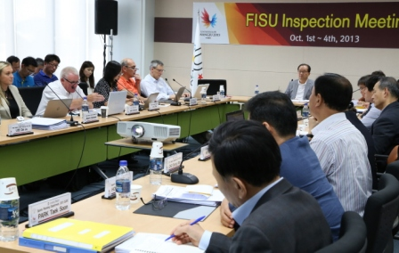 FISU delegates emphasise the need to make practical preparations for the games