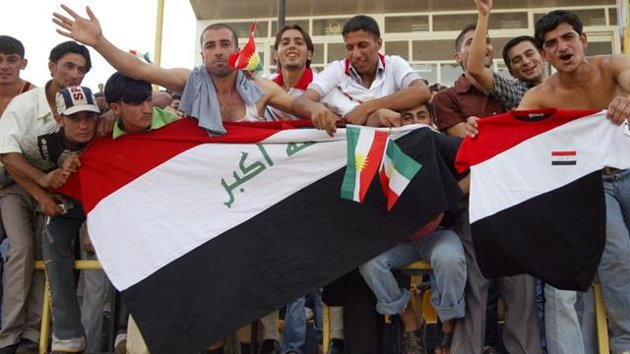 Football is a hugely popular sport in Iraq and the national team has enjoyed considerable success in recent years