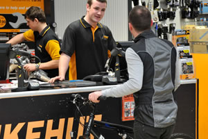 Halfords and Boardman Bikes announce 10 year extension to their partnership