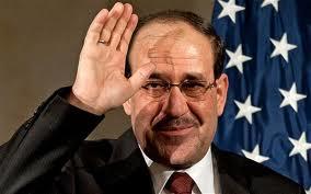 Iraq President Nouri al Maliki has entered into the row