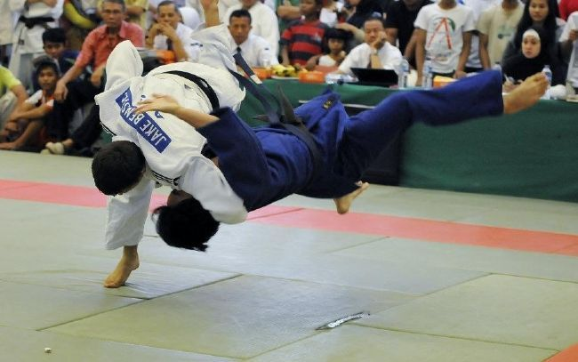 Jake Bensted one of Australias top junior judo athletes will be hoping to catch the eye of the national coaches as he travels to Slovenia and Samoa under the AJCGS programme