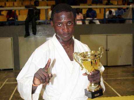 Jamaican taekwondo Olympian Kenneth Edwards is the latest failed test from the country