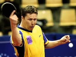 Jan Ove Waldner is one of the worlds greatest ever table tennis players