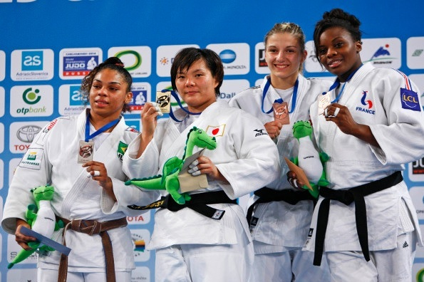 Japan move to the top of the medal table at Judo World Junior Championships