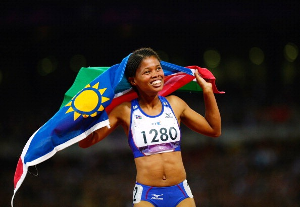 Johanna Benson became a national hero in Namibia following her exploits at London 2012
