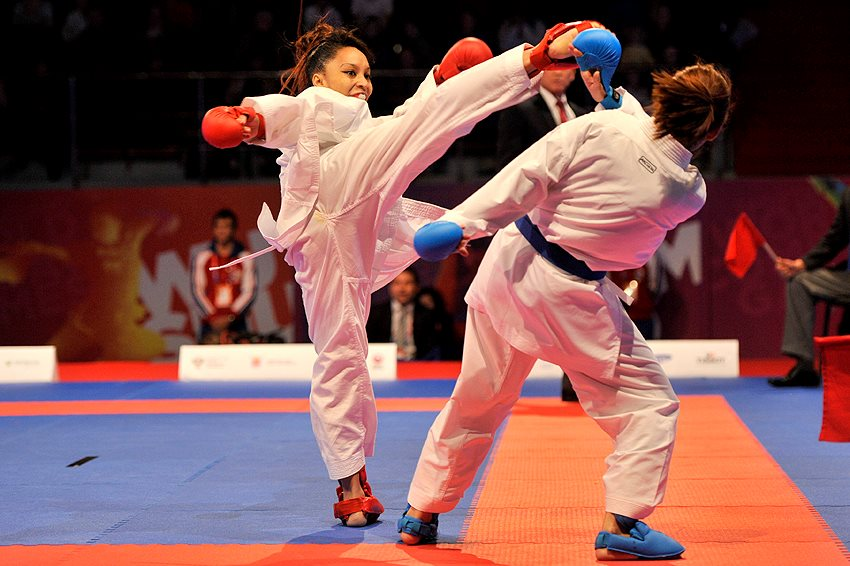 Karate has vowed to keep trying until it wins a place on the Olympic programme