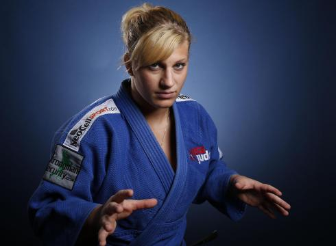 Kayla Harrison: London 2012 Olympic champion
