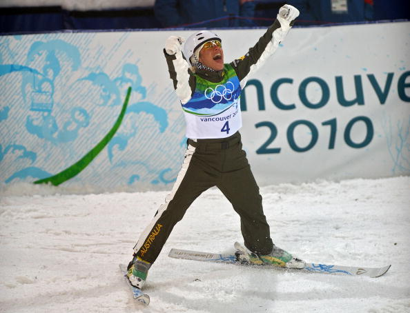 Lydia Lassila is seeking to become the first ever Australian to defend a Winter Olympic title