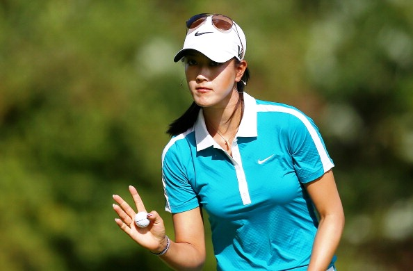 Michelle Wie has been unveilied as an official Ambassador for the Nanjing 2014 Youth Olympic Games