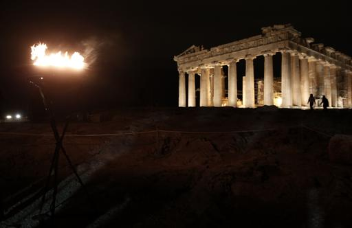 Sochi 2014 will tomorrow officially receive the Olympic Flame after its six-day journey around Greece, reaching the Acropolis in Athens