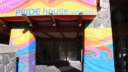 Pride Houses such as those seen in Vancouver 2010 have been banned at the 2014 Sochi Games
