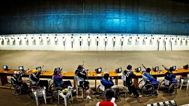 Sports Minister Aldo Rebelo opened the Brazilian Shooting Open Championships in Rio de Janeiro