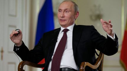 Russian President Vladimir Putin has provided reassurances that gay athletes will be welcomed at the Winter Olympics