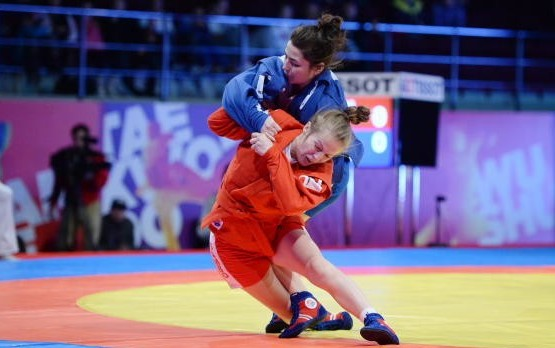 The first gold medal of the SportAccord World Combat Games was awarded in sambo, a sport originally developed by the Soviet Union Red Army