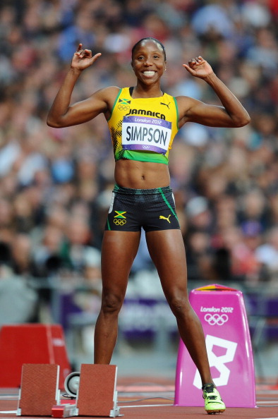 Sherone Simpson is one of several Jamaican athletes to have tested positive for banned performance-enhancing drugs since London 2012