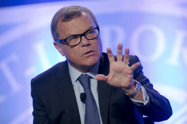 Sir Martin Sorrell will be the headline presenter at the IPC Academy Campus in Sochi