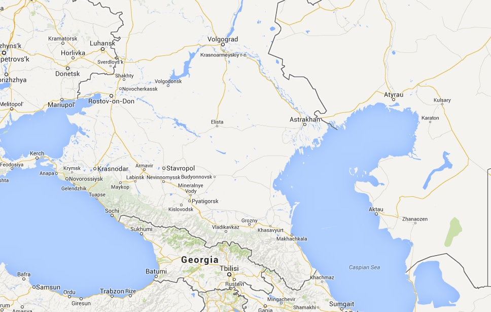 Sochi lies only 600 miles away from Volgograd where Mondays bombing took place