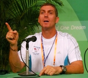 Steve Harris will be Para-canoe team leader for ParalympicsGB at Rio 2016