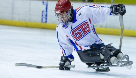 The British Ice Sledge Hockey team hopes to qualify for Shochi 2014 at a the final qualifier in Turin