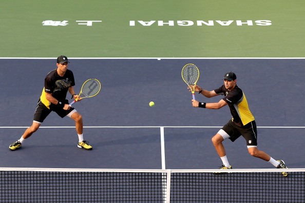 The Bryan brothers, the USOC team of the year, are the all-time most successful partnership in tennis history
