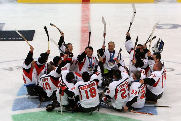 The Japanese ice sledge hockey team have underlined Japans strong anti-doping credentials