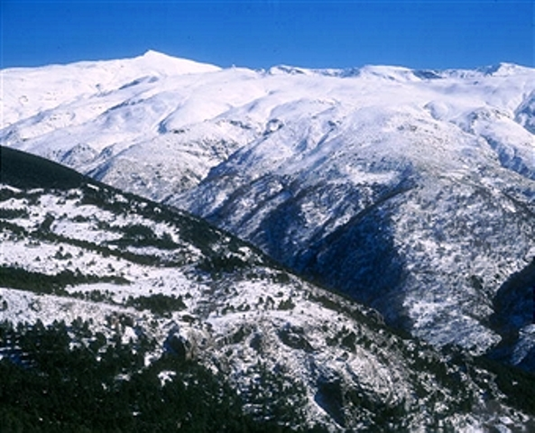 The Sierra Nevada mountains near Granada will play host to a number of events at the 2015 Winter Universiade