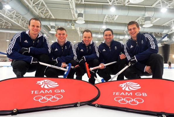 The Team GB squad for Sochi 2014