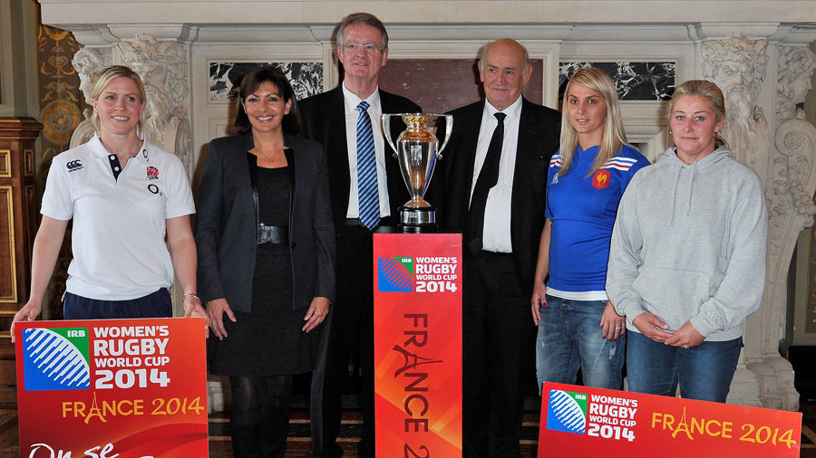 The draw for the 2014 Womens Rugby World Cup took place on Wednesday in Paris