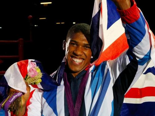 Times have changed since the halycon boxing days of London 2012 where Anthony Joshua was one of three Englishman to win gold medals as part of the Great Britain team... Joshua has now departed for the professional ranks