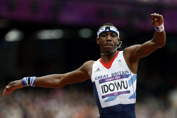 Triple jumper Philips Idowu has endured disappointment over recent years resulting in his removal from Lottery funding