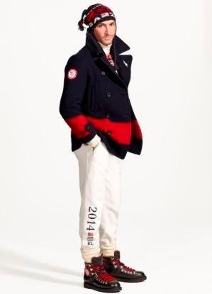 Ralph Lauren unveils U.S. kit for Sochi 2014 drawing on 'refined American style'