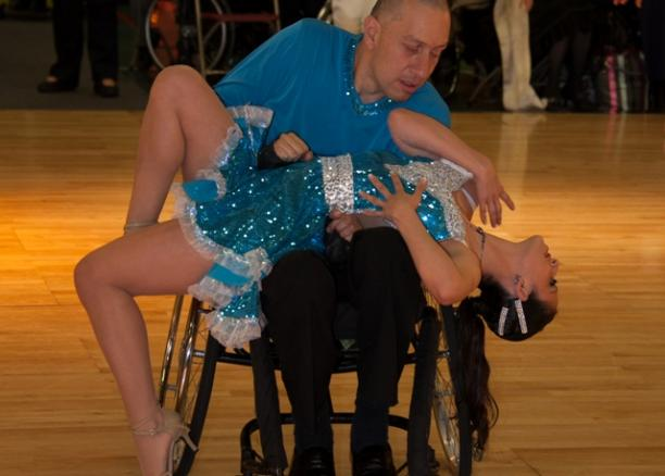 Wheelchair Dancers from different nationalities will be able to compete with each other with new exemption to the Nationality Policy