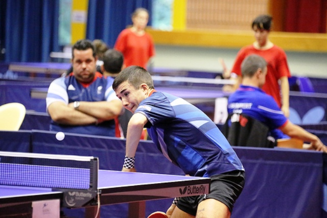 Will Bayley and Paul Karabardak face a must-win match tomorrow against France to make the semi-finals