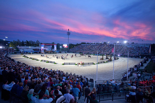 Lexington hosted the 2010 World Equestrian Games and is among the two cities proposed by the United States in their bid for 2018