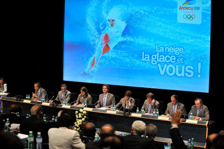 Annecy's disastrous bid for the 2018 Winter Olympics and Paralympics has dented confidence that France will host the Games in the near future