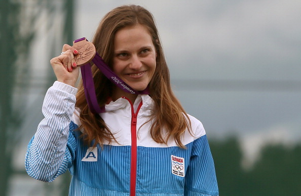 Slovakia's Danka Bartekova, who won a bronze medal in the skeet at London 2012, has been appointed to be part of the IOC Coordination Commission for Buenos Aires 2018
