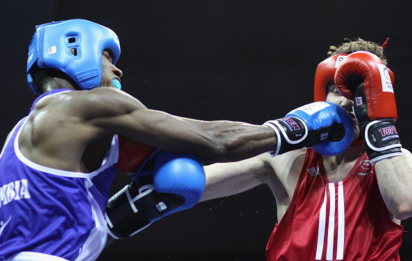 Boxer Ensa Jammeh had represented The Gambia at the 2010 Commonwealth Games in New Delhi, one of three sports the country was represented in