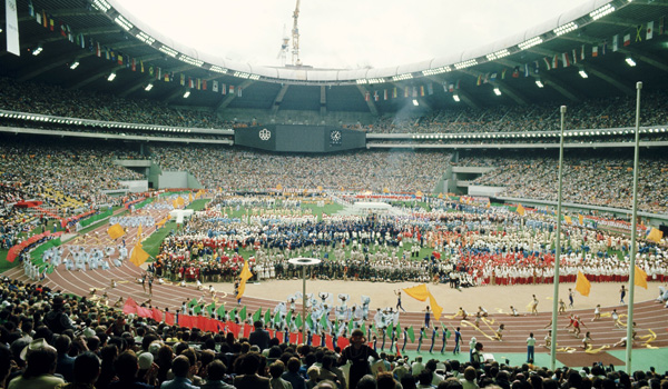 Montreal in 1976 was the last occasion the Summer Olympics were held in a French-speaking city