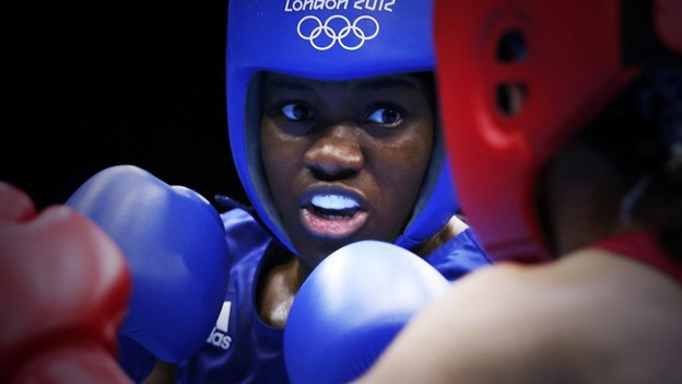 Nicola Adams was one of three British boxers to win Olympic gold medals at London 2012